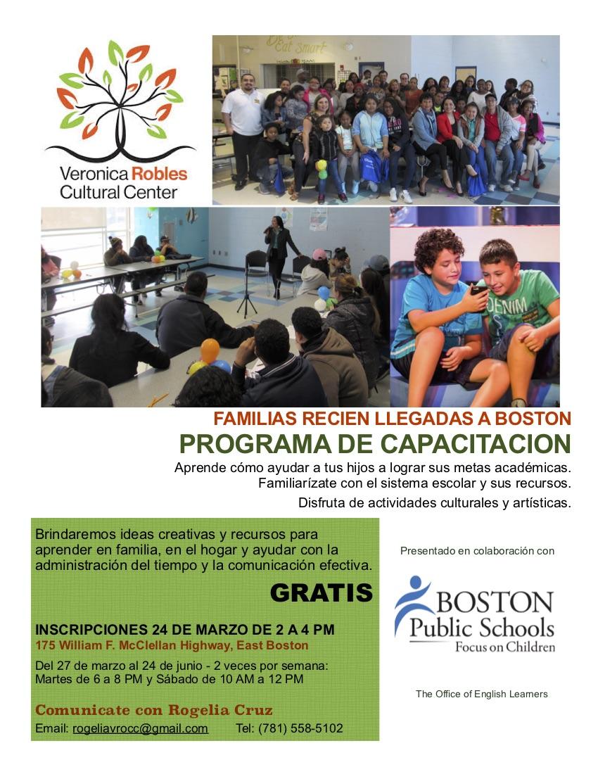 Spring Acadeny for familiesRV
